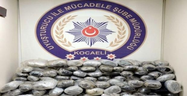Haftalık uyuşturucu raporu: 65 operasyonda 11 kişi tutuklandı