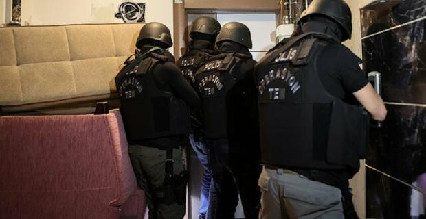 Kocaeli ve İstanbul'da DEAŞ operasyonu: 5 gözaltı