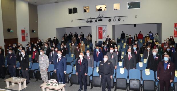 Körfez´de İstiklal Marşı'nın 100. Yılı Kutlandı