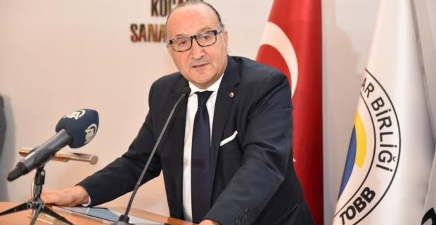 Zeytinoğlu, mart ayı kapasite kullanım oranlarını değerlendirdi