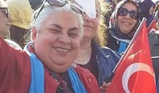 AK Partili Başkan Serap Kılıç, kalbine yenildi