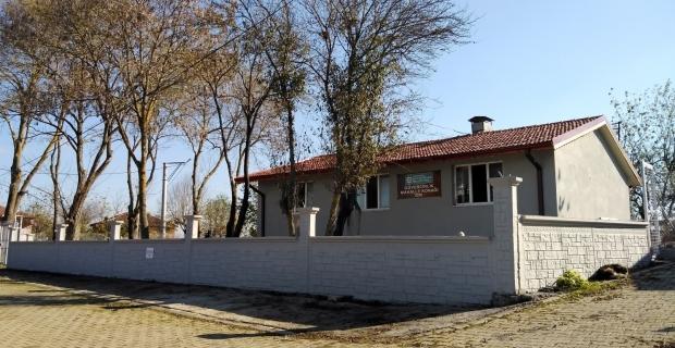 Güvercinlik Mahallesi'ndeki eski okul sosyal tesise dönüştürüldü