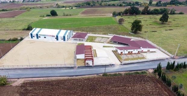 Kartepe'yeSokak Hayvanları Rehabilitasyon Merkezi