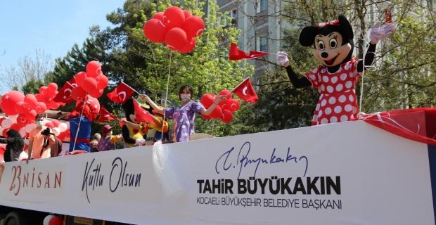 Kocaeli Şehir Tiyatroları'ndan çocuklara evde bayram havası