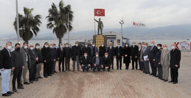 Körfez'in altyapısına 319 milyonluk yatırım