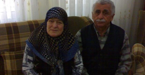Yaşlı çift 6 gün arayla Covid-19 nedeniyle vefat etti