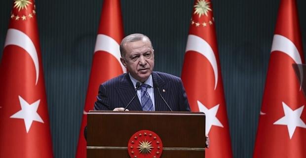 Cumhurbaşkanı Erdoğan açıkladı; Normalleşme dönemi yarın başlıyor