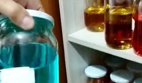 315 şişe elektronik sigara likiti ele geçirildi