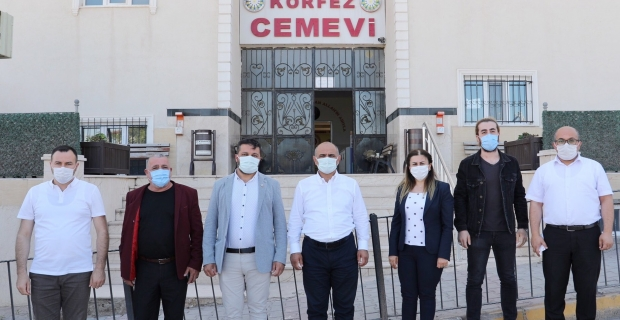 Başkan Söğüt, Yavuz Sultan Selim'de incelemelerde bulundu