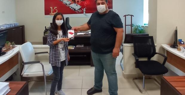 Körfez Belediyesi'nden öğrencilere sınav hediyesi