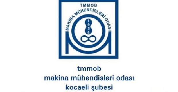 TMMOB Kocaeli, Müsilaj'la ilgili açıklama yaptı