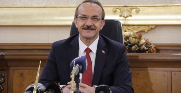 Vali Yavuz, Sahil Güvenlik Komutanlığının kuruluş yıl dönümünü kutladı