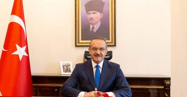 Vali Yavuz, YKS öncesi mesaj yayınladı