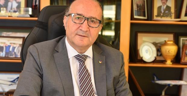 """Zeytinoğlu; """"Sanayide kapasite kullanımı arttı"""""""