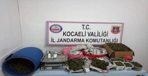 Aylık uyuşturucu raporu: 318 operasyonda 61 kişi tutuklandı