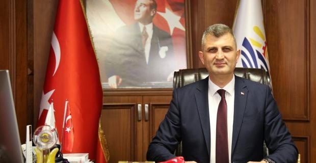 """Başkan Sezer; """"Kurban Bayramımız Mübarek Olsun"""""""