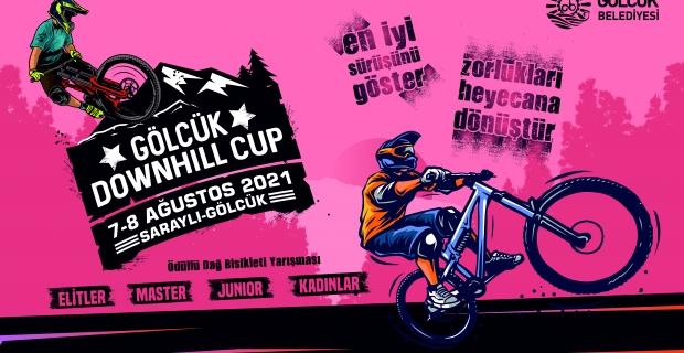 Downhill Cup, 7-8 Ağustos'ta Gölcük'te
