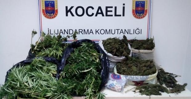 Haftalık uyuşturucu raporu: 70 operasyonda 13 kişi tutuklandı