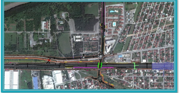 Kocaeli Stadyumu bağlantı yolu ihalesi 11 Ağustos'ta