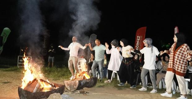 Körfez'de 'kamp ateşi'