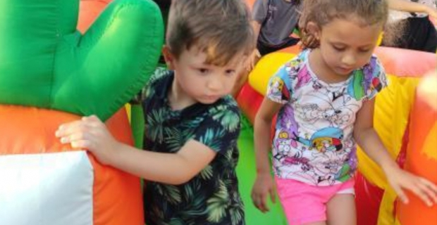 Oyun Parkları Yalakdere'de Çocuklarla Buluştu