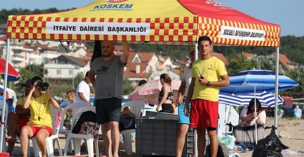 119 kişi boğulmaktan son anda kurtarıldı