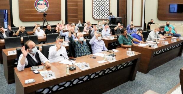 Körfez'de Ağustos ayı meclisi