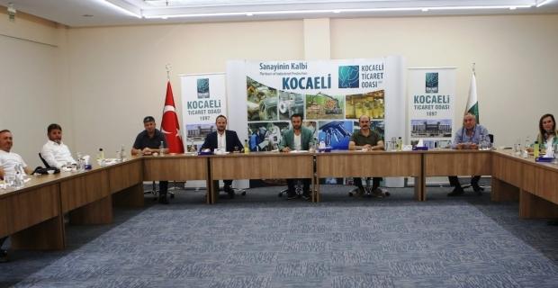 KOTO, KTO, KMB Der Konut İnşaat Sektörü Sorunları İstişare Toplantısı