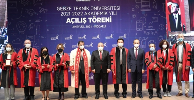GTÜ 2021/2022 Akademik Yılı Açılış Töreni