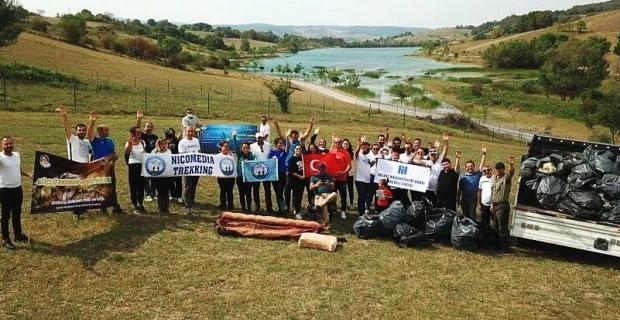 İMO Kocaeli'den Dünya Temizlik Günü'nde farkındalık etkinliği