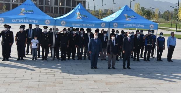 Kartepe'de Gaziler Günü Kutlaması