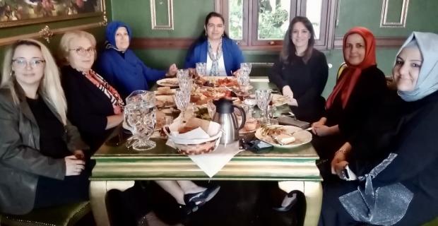 Marmara Kadınlar Birliği  Selda Yavuz'u misafir etti