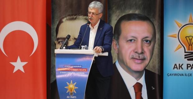 """Ellibeş: """"Siz kendinize Atatürkçü'yüm, milliyetçiyim nasıl diyeceksiniz?"""""""