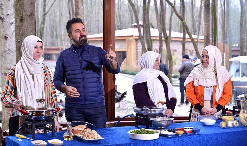 Kocaeli yemekleri ve türküleri Show TV'de
