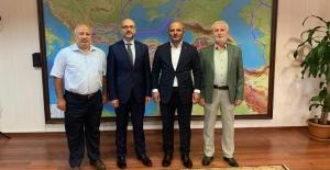 Başkan Söğüt'ün Ankara temasları