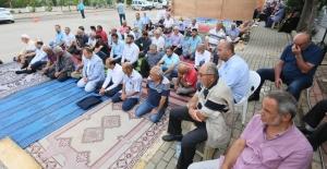 Derince'de 17 Ağustos şehitlerini anma programı