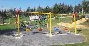 Körfez'de Parklara Oyun Grubu