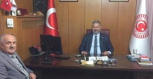 Başkan Aygün'ün Ankara Temasları