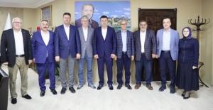 Başkan Ellibeş, ekonomik gelişmeleri değerlendirdi