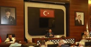 Körfez Belediyesi Meclis Toplantısı