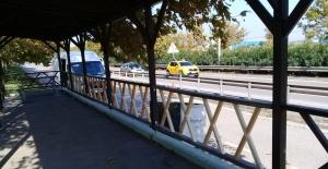 Ömer Türkçakal Bulvarı'nda kentsel donatılar yenilendi
