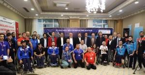 Bedensel Engelliler Halter Türkiye Şampiyonası