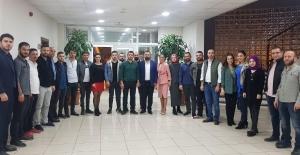Genç İzmitliler Derneği'nde yeni başkan Serkan Öztürk