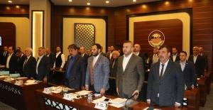 Körfez'de kasım ayı meclisi