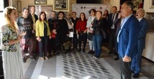Kültür ve Turizm Müdürlüğü Atatürk Sergisi'nde