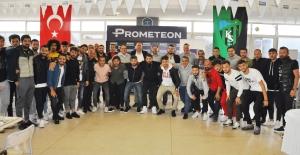 Prometeon Türkiye ve Kocaelispor'dan coşkulu kutlama