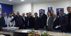 AK Parti Karamürsel, sandığa koştu