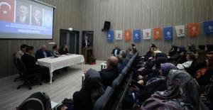 """Büyükakın: """"Büyükşehir Belediyeciliği vizyonu Cumhurbaşkanımızın vizyonudur"""""""