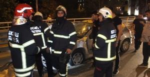 Kandıra yolunda trafik kazası: 1 ölü