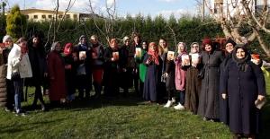Kartepeli kadınlara KADEM'den eğitim